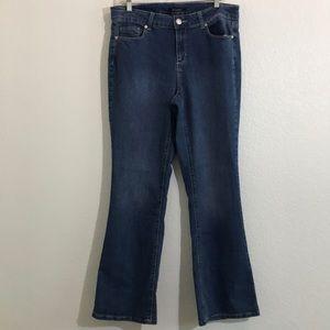 Roz & Ali bootcut jeans